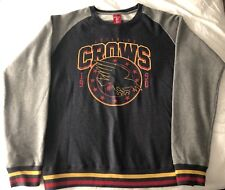 Adelaide Crows Retro Footy Jumper Size Large