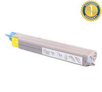 1 Pack Yellow Toner for Okidata Oki C9600 C9650 C9800 42918901 High Yield