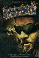 NEW 3DVD BOX SET  //  OUTLAW BIKERS //  SEASONS 1 + 2 + 3 // COMPLETE - 7+Hours