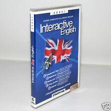 CURSO COMPLETO LENGUA INGLESE [CD ROM / INTERACTIVE ENGLISCH] DE AGOSTINI