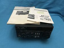 Icom iC-701 HF All Band Transceiver with Manual
