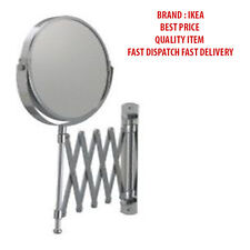 Ikea Frack Space Saver Expanding Wall Mirror Telescopic Bathroom