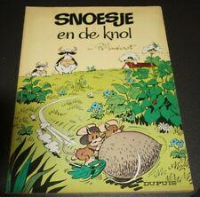 Snoesje Nr.1 - Snoesje en de knol (1ste druk - °1967)