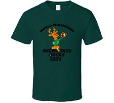 1971 World Champions Milwaukee T Shirt