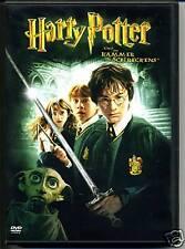 Harry Potter-DVD--Kammer des Schreckens --2 DVD Video