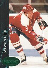 Washington Capitals Hockey Trading Cards