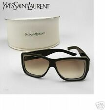 Yves Saint Laurent Sunglasses Black 2-tone Frame
