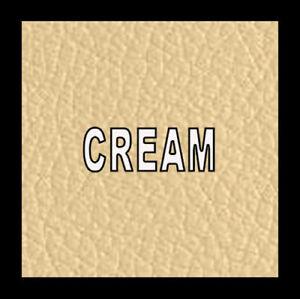 60ml Cream Leather & Vinyl Pigment Dye Colourant Restore Recolour Repair Faded