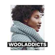 Lang ::Wool Addicts #1:: knitting pattern book Fall-Winter 45 patterns