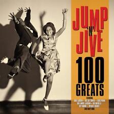 Jump n Jive 100 Great Songs 4 CD set Louis Jordan Roy Brown Big Joe Turner