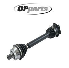NEW Audi A6 A8 Quattro S8 Front Driver Left CV Axle Shaft OpParts 407 04 037
