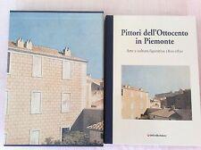 LIBRO ARTE PITTURA - PITTORI DELL' OTTOCENTO IN PIEMONTE 1800-1830 - UNICREDIT