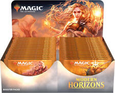 MAGIC THE GATHERING MODERN HORIZONS BOX  New, sealed - English 36 booster packs