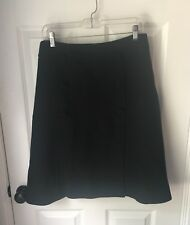 Talbots Black Wool Skirt (18 US / 22 UK)