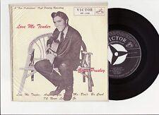 Elvis Presley 1957 Japan Only EP LOVE ME TENDER superb EP-1198 Japanese