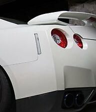Nissan GT-R R35 JDM Clear Rear Side Markers (PAIR)