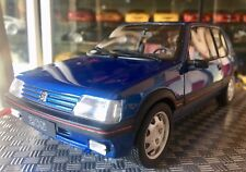 PEUGEOT 205 GTI 1.9 (phase 2 - 1989) - OTTOMOBILE 1/18