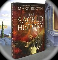 MARK BOOTH: THE SACRED HISTORY ~ 1ST US EDN 2014 ** ANGELOLOGY DEMONOLOGY OCCULT