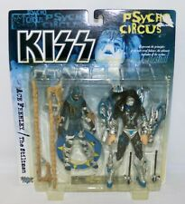 KISS Ace Frehley ~The Stiltman Psycho Circus McFarlane Toys Ultra Action Figure