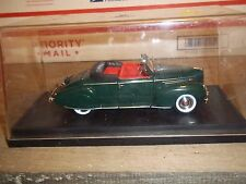 1/43 Signature Series 1939 Lincoln Zephyr Convertable