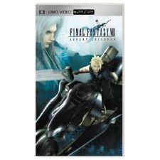 Final Fantasy VII Advent Children UMD For PSP 0E