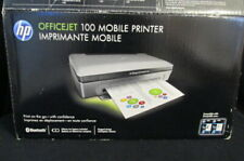 HP OFFICEJET 100 MOBILE PRINTER Bluetooth Pre Owned in Box No Ink