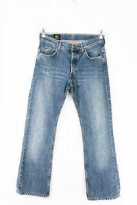 Lee Jeans 32 34 Denver Baumwolle Light Washed Boot Cut denim pants Herren