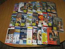 PC-Spielesammlung = 25 PC - Spiele von verschiedenen Anbietern z.B.Big Fish usw.