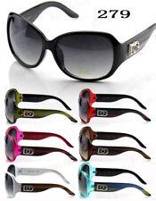 New WB Womens Fashion Designer Sunglasses Shades Wrap Around Retro Vintage Oval