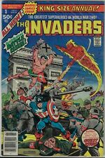 INVADERS King-Size Annual #1