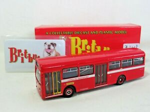 Britbus AS2W-12. AEC Short Swift Bus. London Transport. Ltd Ed