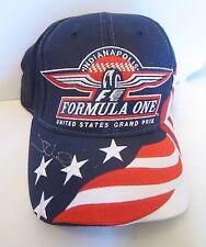 JUSTIN WILSON 2003 US GRAND PRIX F1 INDIANAPOLIS INDY 500 DRIVER  HAT-CAP
