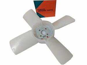 NEW GENUINE  Kubota Fan, Propeller, Fan wheel DF972  WG972  D722  D902