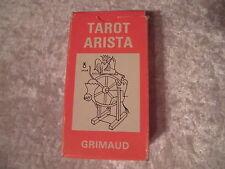 Tarot Arista von J.Simon, by BP Grimaud,Tarot,Orakel, Esoterik,Wahrsagen,Karten