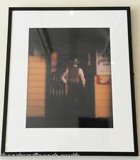 DAVID LEVINTHAL 'Wild West' 1989 SIGNED Polaroid Polacolor ER Photograph Framed