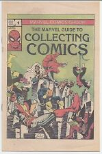 Marvels Guide to Collecting Comics