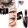 New 4D Silk Fiber Lash Mascara Waterproof Rimel 3d Mascara For Eyelash Extension