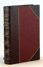Eugene Field Leather Binding 1910 The Poems of Eugene Field Complete Edition