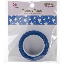 Stars Blue Scrapbooking Embellishments