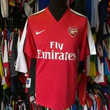 7013f07ac97 ARSENAL 2009 HOME FOOTBALL SHIRT NIKE JERSEY SIZE ADULT L