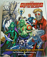 MARVEL SUPERHEROES: Guardians Of The Galaxy: Complete Comics History HC HUGE NEW