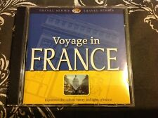 VOYAGE IN FRANCE GSP PC CD - CULTURE, HISTORY AND SIGHTS OF FRANCE