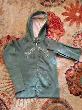 Abercrombie Girls Kids M Sweatshirt Jacket Hoodie