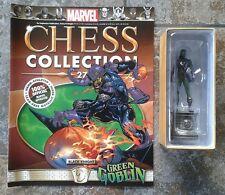 Marvel Chess Collection #27 Green Goblin Black Knight Resin Figure & Magazine