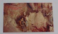 RPPC Original Petley Post Card Colossal Cave Tucson Arizona 1970's