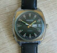 POLJOT  aeroflot MEN'S ALL  USSR RUSSIA AUTOMATIC WATCH 23J