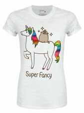 Cotton Blend Unicorn T-Shirts for Women without