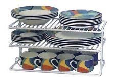 Kitchen Organizer Dish Plate Rack Holder Storage Cup Mug Kitchenware Shelf