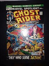 Marvel Spotlight #7 (1972) FN+ 3rd Ghost Rider