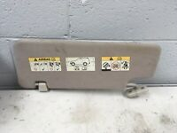 Discovery 3 4 Range Rover Sport RHF Right Front Driver Side Sun Visor Beige Tan